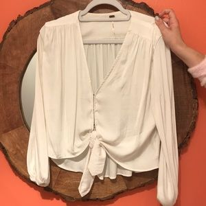 Free People Silly Top